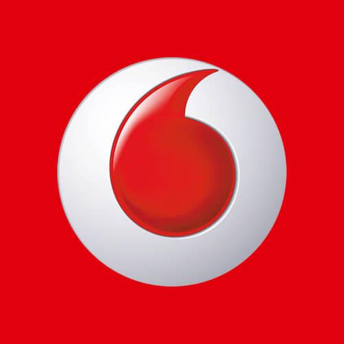 Vodafone- logo