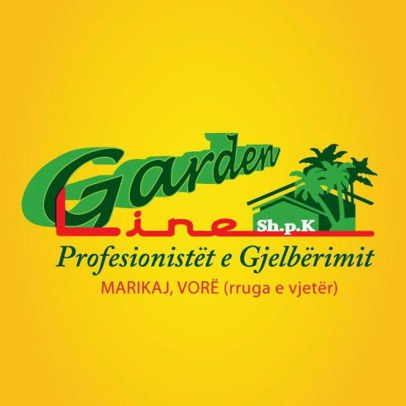 garden line logo