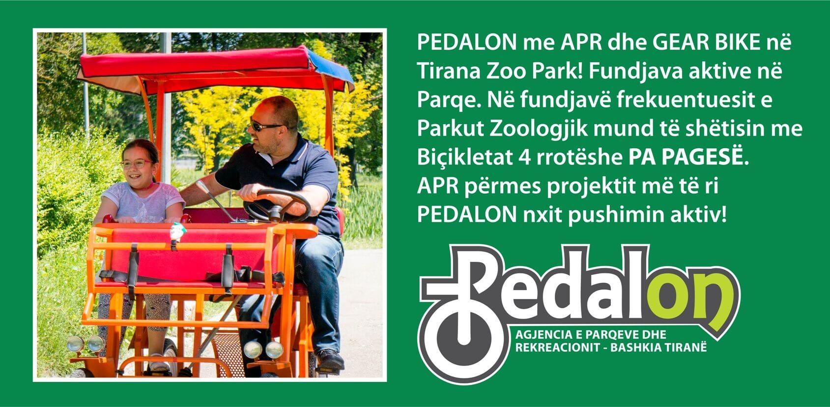 tabela pedalon
