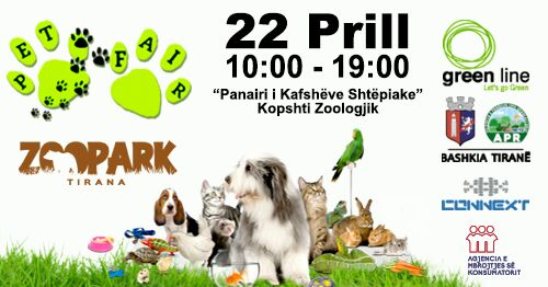 poster pet fair