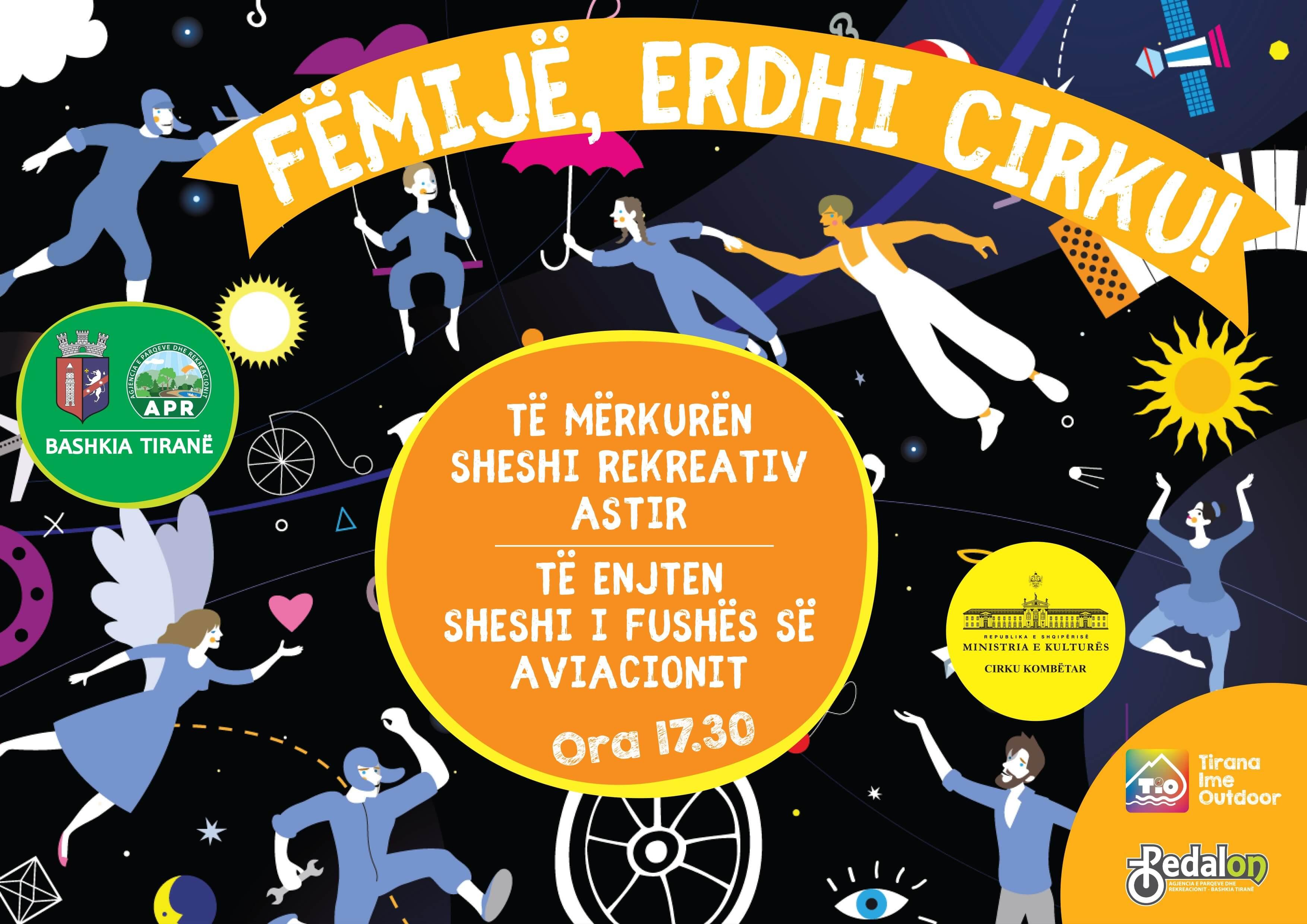 poster cirku