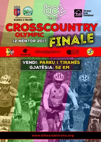 CrossCountry Marathon @ Tiranë